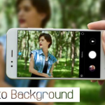 Android Apps to blur Photo