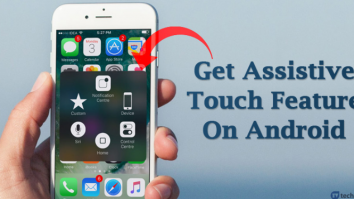 Assistive Touch Feature on Android