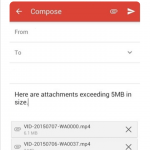 Gmail Attachment Limit To 25mb