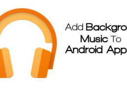 How To Background Music to any App