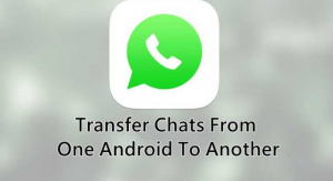 How To Move WhatsApp Conversations of One