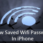 How To View Saved Wifi Password In iPhone