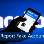 How To report fake account of facebook