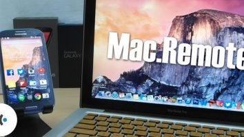 Control the Mac With Android Or Iphone
