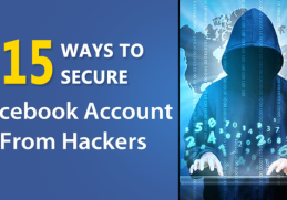 Ways To Secure Your Facebook Account From Hackers