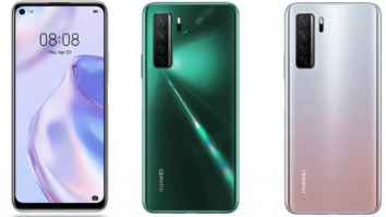 Huawei P40 Lite 5G Price and Availability