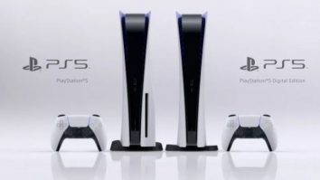 PS5 Design Revealed – Here's How The Console Looks Like