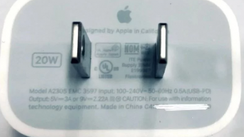Apple Might Ship 20W Fast Charger with All iPhone 12 Models