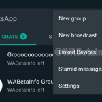 Linking up to 4 Devices on WhatsApp With same number