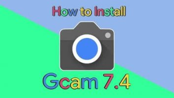 HOW TO INSTALL GCAM 7.4 MOD IN ALL ANDROID SMARTPHONES