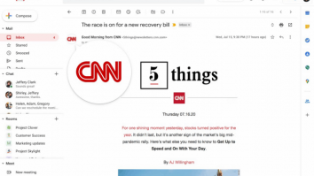 Google To Launch Verified Brand Logos To Gmail