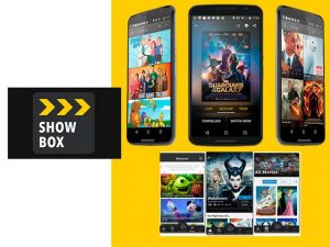 Official Showbox for Android Apk Download
