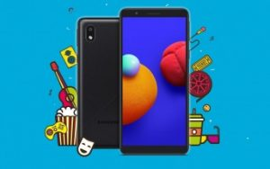 Galaxy M01 Core unveiled
