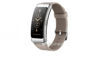 Huawei TalkBand B6 will come in four color variants