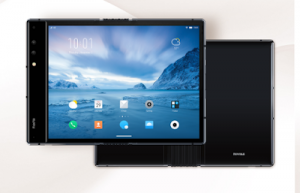 ROYOLE FLEXPAI: WORLD'S FIRST FOLDABLE SMARTPHONE