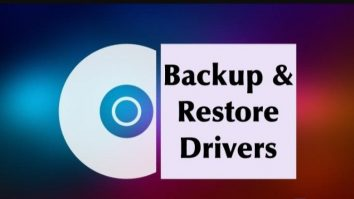 How to Backup and Restore Drivers on Windows 10