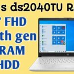 HP 15s du2040TU Laptop Review, Specifications & Price