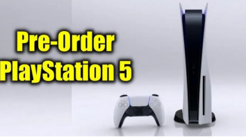 How to Pre-order PlayStation 5?
