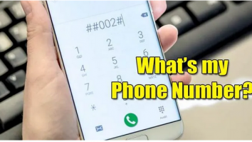 How to Check Your Own Mobile Number:
