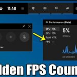 How to Activate the Hidden FPS Counter in Windows 10