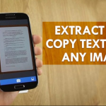 How To Extract And Copy Text From an Image On Android