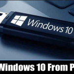 How to Install Windows 10 From Pendrive/USB