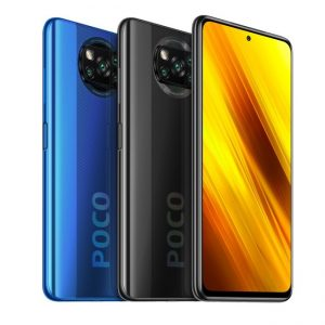 POCO X3 NFC Android smartphone