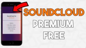 How to get SoundCloud Premium for Free