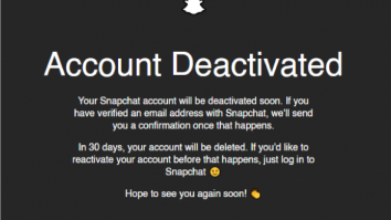 How to Permanently Delete Snapchat Account