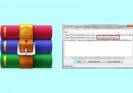 What is WinRAR Unexpected End of Archive Error?